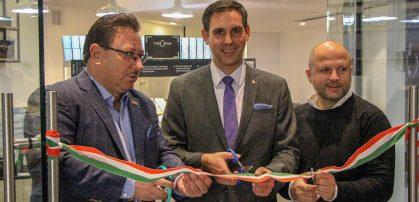 Újabb üzletet nyitott magyar Box Donut Torontóban
