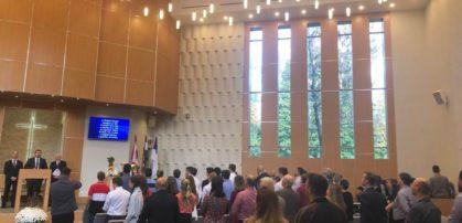 90 éves a torontói magyar baptista gyülekezet