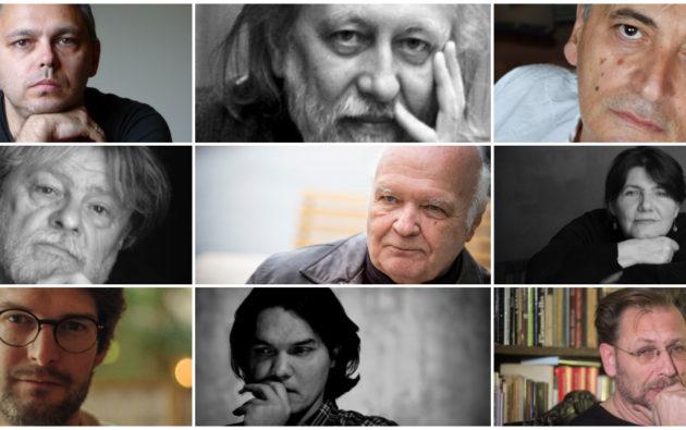 MOZAIK - irodalmi portrésorozat