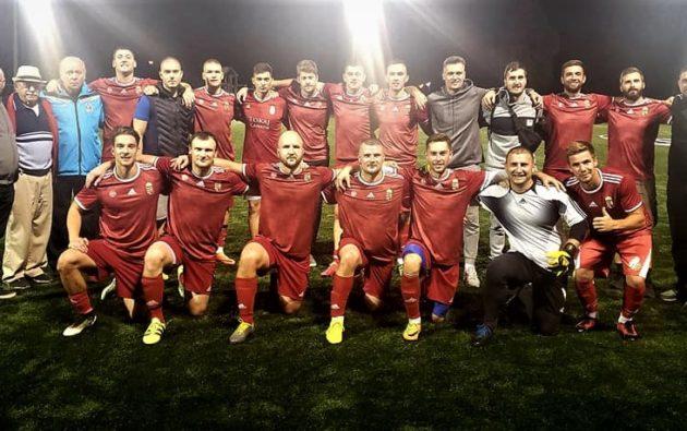 A Hungária FC az ontáriói Central Division bajnok csapata