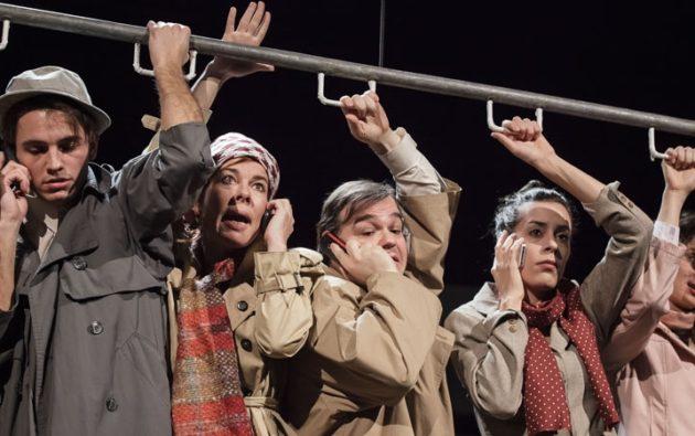 Színházi közvetítések koronavírus járvány idejére
